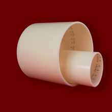 plastic pipe holder 3 core cables hdpe pe100