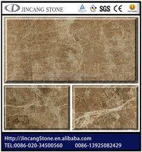 Light emperador laminated marble