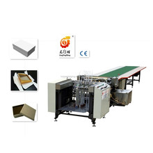 LS-650A automatic fold box glue machine