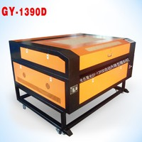 GY 1390 1300x900mm Model airplane,Acrylic,Crystal,Textile,Leather,Paper laser label die cutting machine