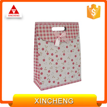 Factory Custom Printed Logo Gift Paper Bag For Shoping Packaging