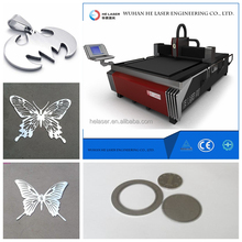 500w / 1000w stainless steel laser cutting machine for sheet metal processing