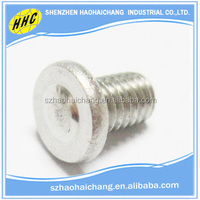 China Fasteners Supplier Stainless Steel Cross Torx Flat m8 Square Head Bolt