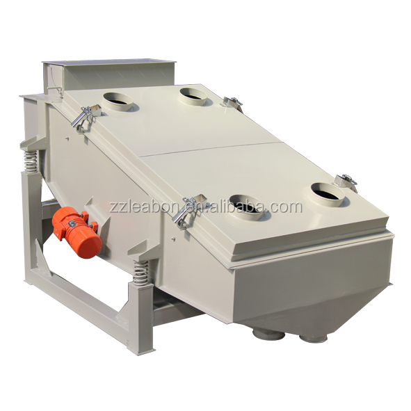 High Efficiency Small Vibrating Sizing Screen Used Widely