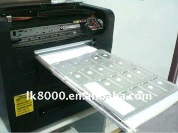 lk1390 digital A3 size machine to print vinyl stickers