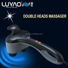 2014 new design pro dual-heads massager as seen on TV LY-606K