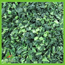 rozen iqf broken grounded spinach (ball/cuts/block / chopped spinach )