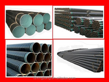 Pe Coated Carbon Steel Lean Pipe
