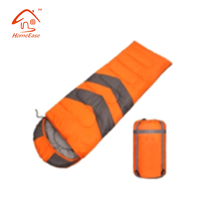 Thicken mummy style adult outdoor Camping Top Sleeping Bag