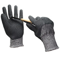 NMSAFETY China PPE latex cut resistant work glove