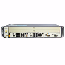MA5608T GPON EPON OLT with GE or 10GE uplink DC or AC power input Support GPBD GPFD GPBH EPSD EPFD Service Board