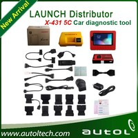 2015 launch 5c Wifi/Bluetooth Car Diagnostic Tool 100% Original X431 5C