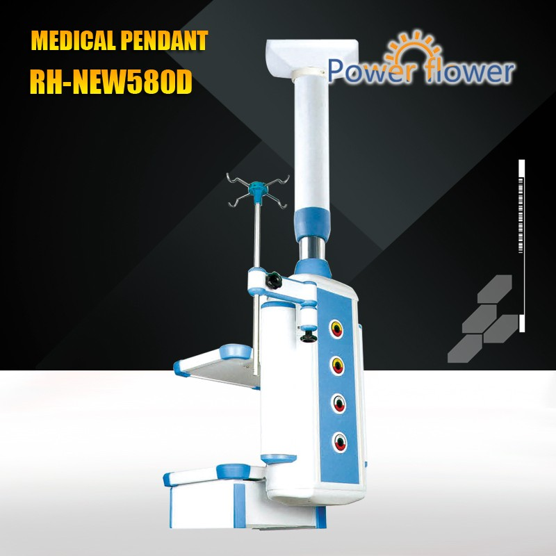Meidcal Pendant from CE,FDA,ISO 13485 certificates approved factory:RH-NEW580D electric rotated medical pendant