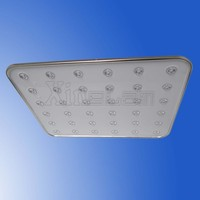 Optional beam angle 60 and 140 led grow panel light, Waterproofing Ip67