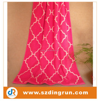 Bath Towel for home use/pink bath towel at low cost