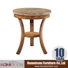 scandinavian furniture/marble top round table