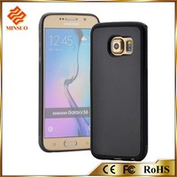 Anti-gravity magic TPU material safety adsorption mobile phone case for iphone and samsung