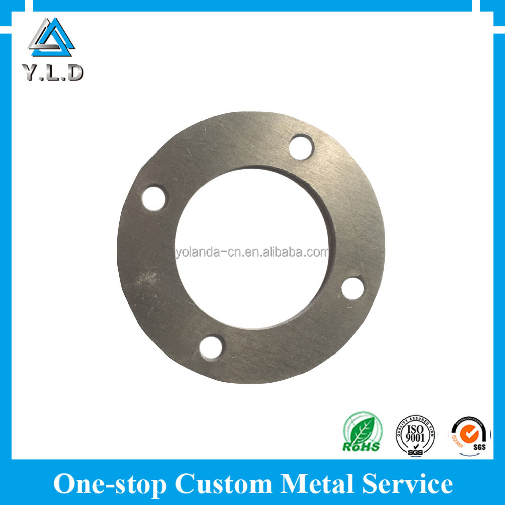 Qualified Custom Height Adjust Stamping Metal Spacer For Linear Bushings