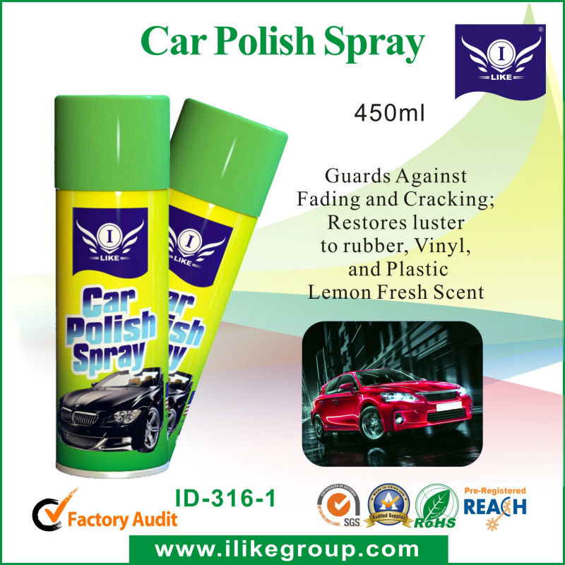 car liquid spray wax
