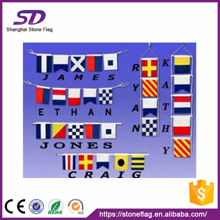 High Quality Wholesale Popular Customized American Signal Flag For Election