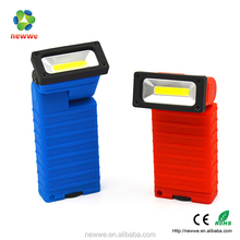 Magnetic Flexible 3w COB Car led magnetic battery operated lights