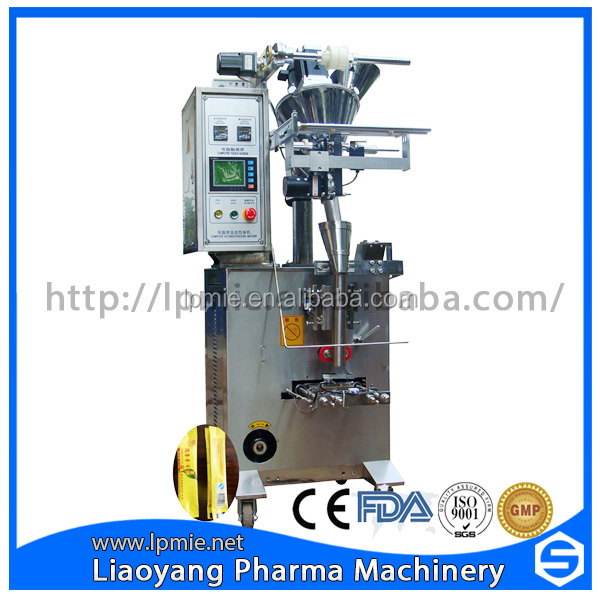 LP-P60B sugar sachet Back Side Sealing Powder Packing Machine