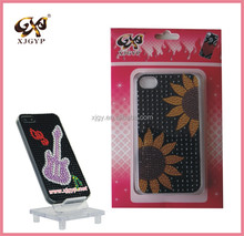 metal phone case/jeweled cell phone cases/funky mobile phone case for samsung galaxy note 2