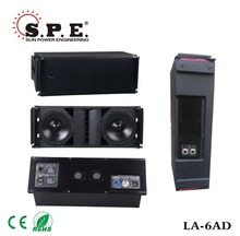 "New dual 12"" line arrray speaker / SPE 12 professional speaker big power line array manufacturers"