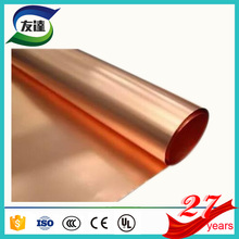 1.6mm thickness double side FR4 copper clad laminated sheet for pcb