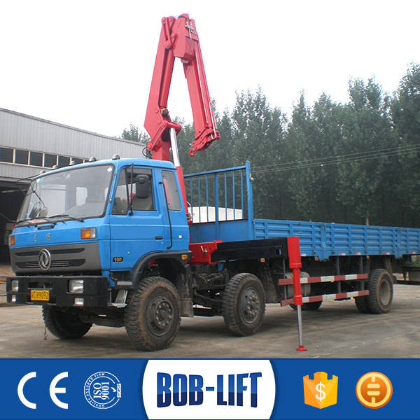 China certificate of free sales truck mounted mobile xuzhou crane sale