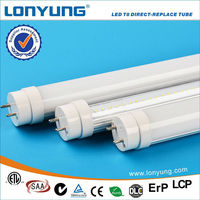 High Luminous 5FT 120cm 22w Direct-replace tube electronic ballast 48 pouces t8 tube led