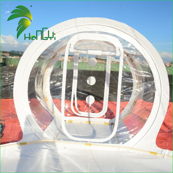 High Quality Outdoor Air Dome Tent , Inflatable Clear Bubble Tent For Sale