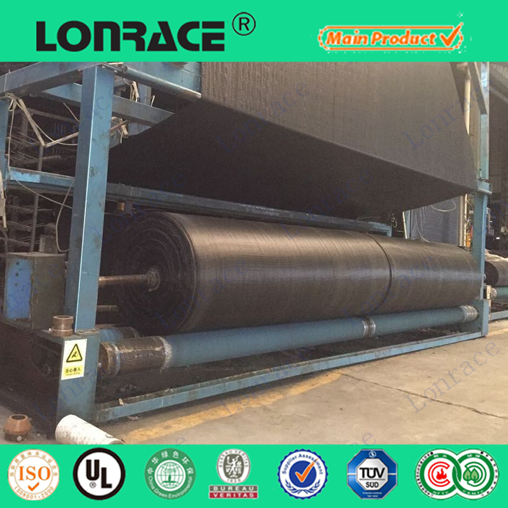 Irrigation Lakes/Artificial lake waterproof seepage control HDPE geomembrane liner price
