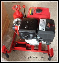 Portable Fire Pump/Fire Pump Used /Centrifugal Fire Fighting Pumps