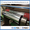 low price high barrier plastic metallized pet film rolls for food packing