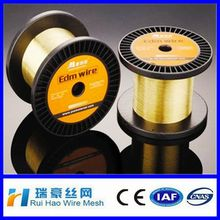 2014High quanlity welding wire brass /with factory/brass wires for zipper, hardware, network and communication core wire