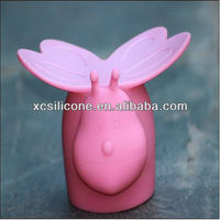 Fashion rechargeable bedroom touch night light push lights push lamp