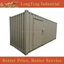 Mobile 20ft 40ft Shipping Container Site Office with Heat Insulation, Electric