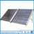 Factory directly sell Water Solar Collector Non-pressure water flow vacuum tube solar collector