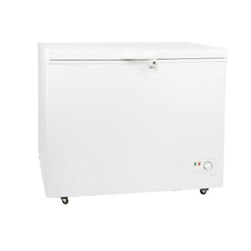 top open single door mini refrigerator,solid door freezer,chest freezer BD-308