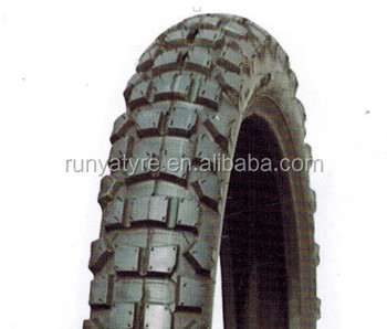 China Motorcycle tubeless tire 90/90-21