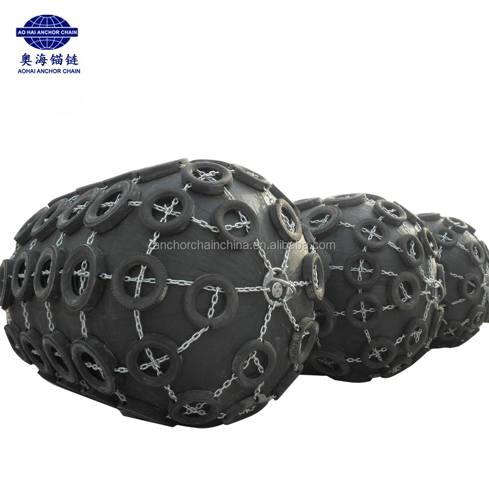 Floating Rubber Fender For Ship Product