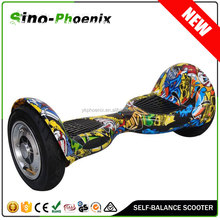 Blue Tooth Music Self Balance Electric Scooter with Big Wheel (PN-A5)