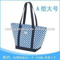 new designed polyester shopping bag