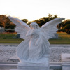 Hot selling garden furniture angel statues wholesale
