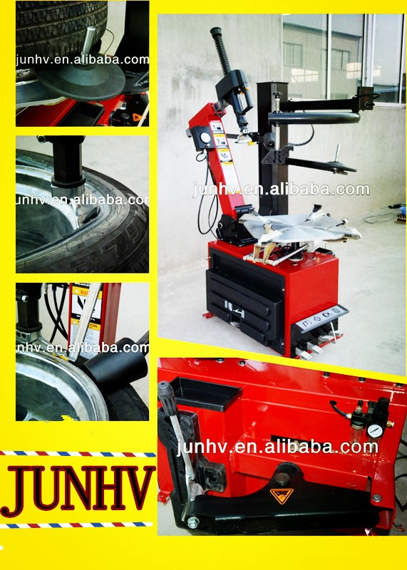 Automatic removal tire machine tyre changer