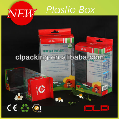 2013 new high quality plastic pet ashes box for bottle, custom made