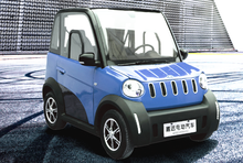 EEC L7e Electric small cars Right and left hand drive two seater AC motor