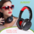 The newest ausdom m04s sport headphones stereo, Wireless bluetooth headset, sound magic on-ear headphones