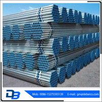 Hot dip galvanized stainless seamless steel pipe
